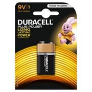 Duracell Plus Power 9v Batteries (MN1604B1PP)